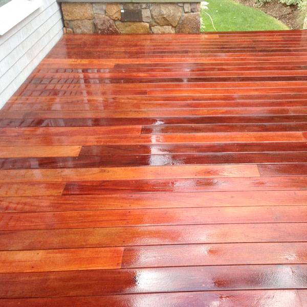 Professional Deck Cleaning Services